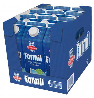 Formil Haltbarmilch Haltbar Vollmilch 35 Fett Hausfreund